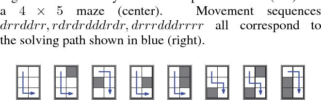 PDF] The Simultaneous Maze Solving Problem - Semantic Scholar