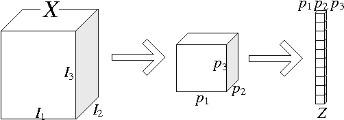 Figure 1 for Multilinear Principal Component Analysis Network for Tensor Object Classification
