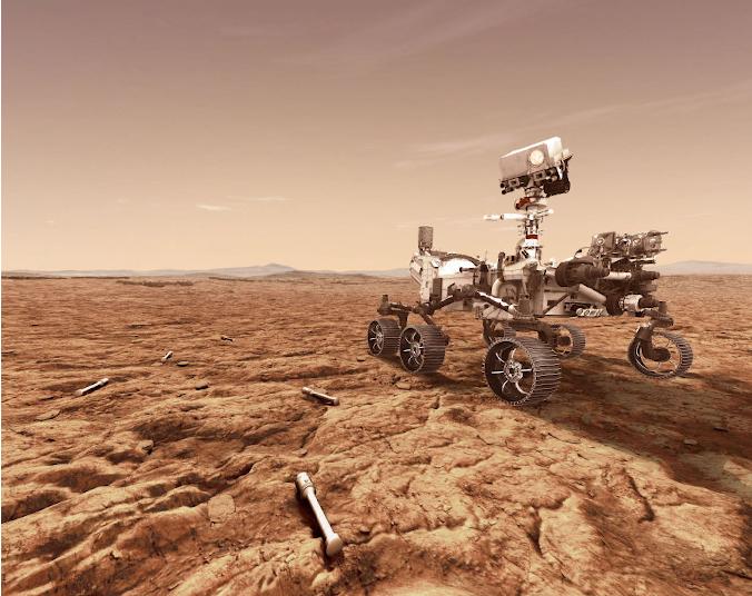 Figure 1 for Machine Vision based Sample-Tube Localization for Mars Sample Return