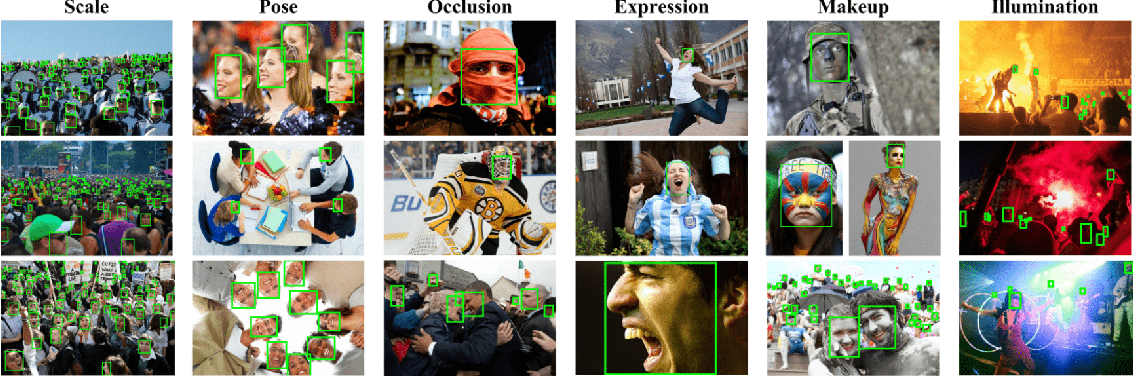 Figure 1 for Going Deeper Into Face Detection: A Survey