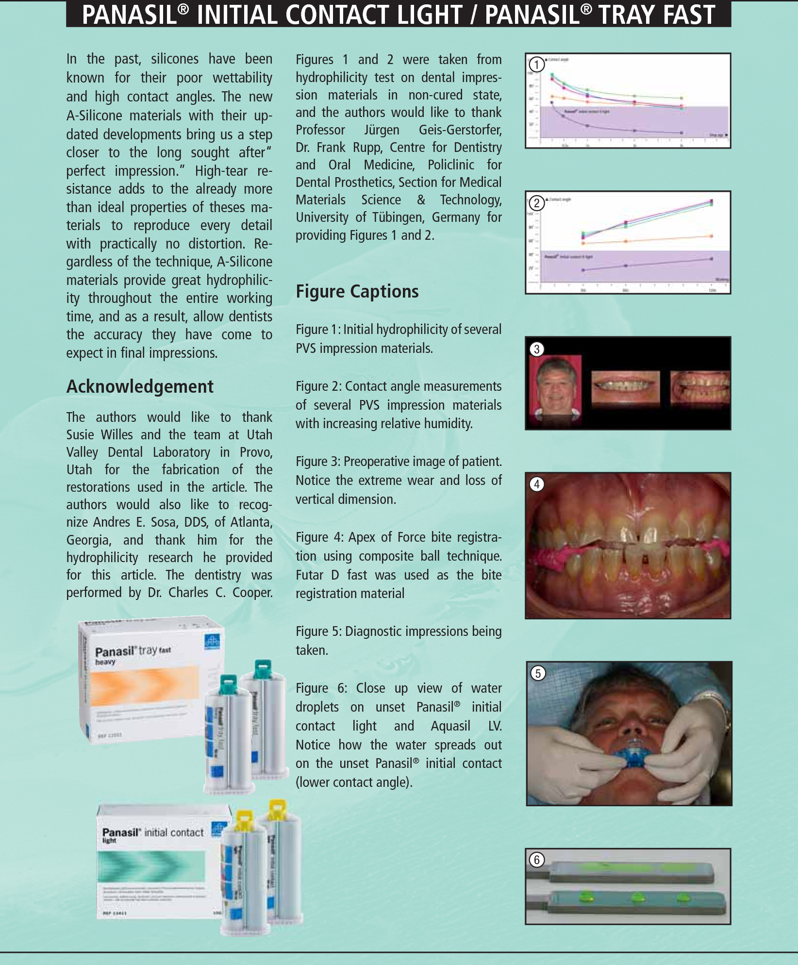 Figure 5 from CASE STUDY 03   10 PANASIL ® INITIAL CONTACT