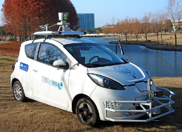Figure 1 for TiEV: The Tongji Intelligent Electric Vehicle in the Intelligent Vehicle Future Challenge of China