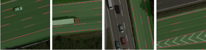 Figure 3 for Lane Boundary Geometry Extraction from Satellite Imagery