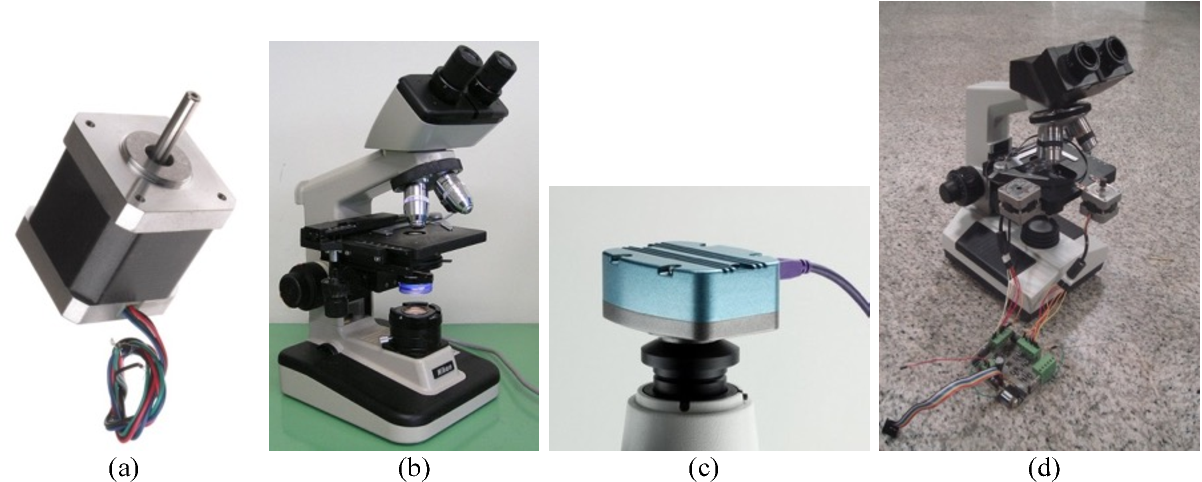 Figure 3 for Towards life cycle identification of malaria parasites using machine learning and Riemannian geometry