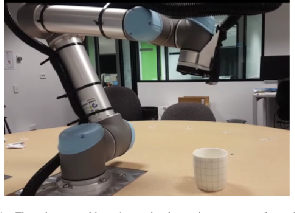 Figure 1 for Practical Robot Learning from Demonstrations using Deep End-to-End Training