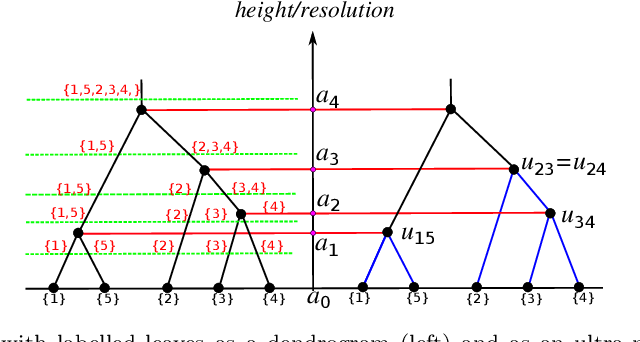 Figure 1 for Statistical Properties of the Single Linkage Hierarchical Clustering Estimator