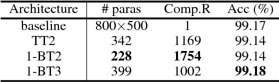 Figure 4 for BT-Nets: Simplifying Deep Neural Networks via Block Term Decomposition