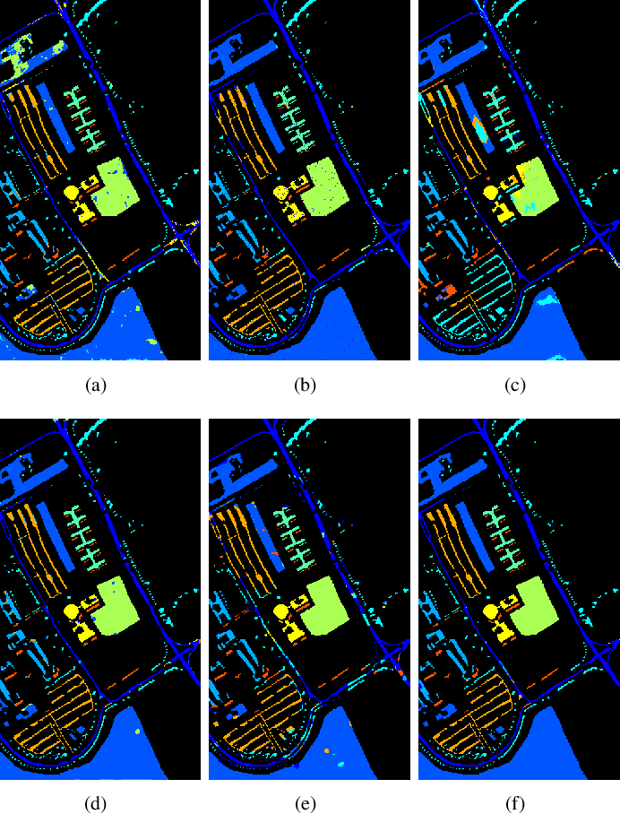 Figure 2 for Spectral-Spatial Graph Reasoning Network for Hyperspectral Image Classification