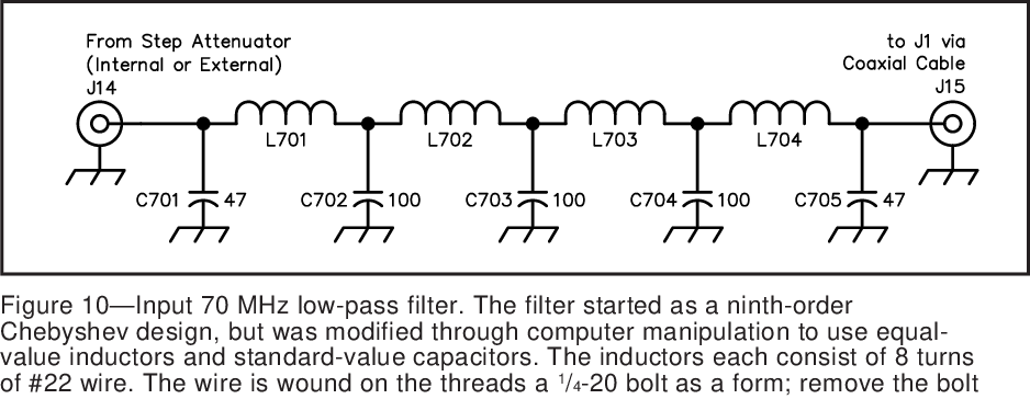 Figure 10 from A Spectrum Analyzer for the Radio Amateur - Semantic