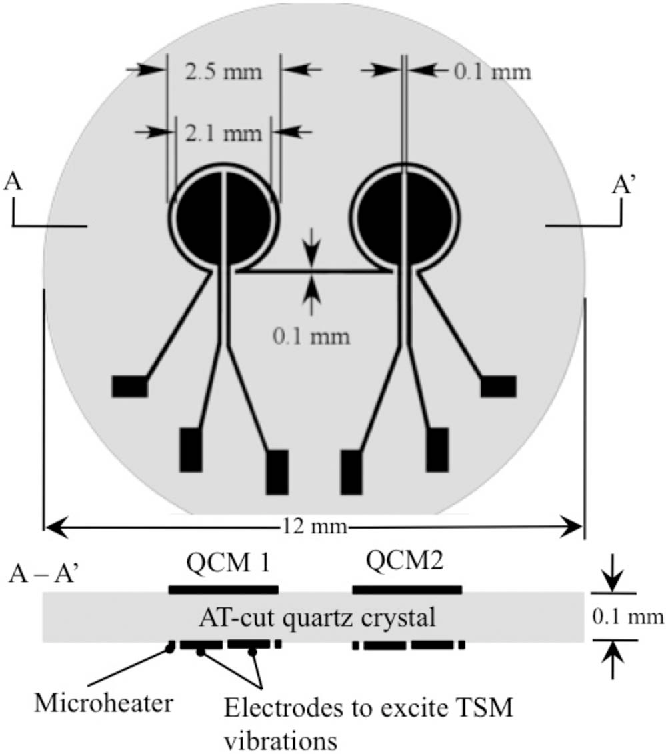 кварц 1 схема