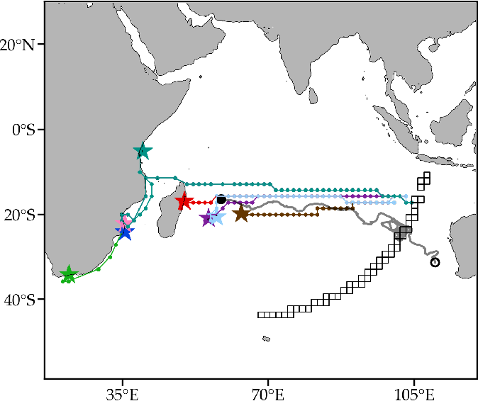 Figure 5 from Markov-chain-inspired search for MH370