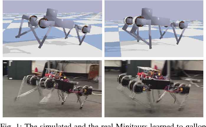 Figure 1 for Sim-to-Real: Learning Agile Locomotion For Quadruped Robots