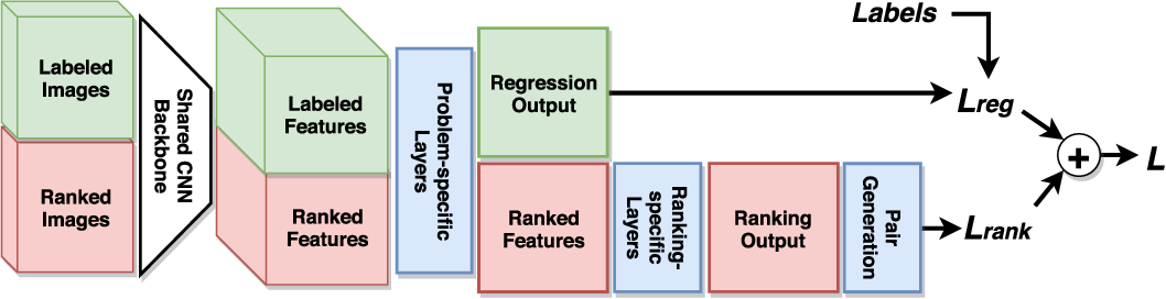 Figure 1 for Exploiting Unlabeled Data in CNNs by Self-supervised Learning to Rank