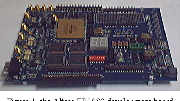 PDF] Real-time object classification on FPGA using moment