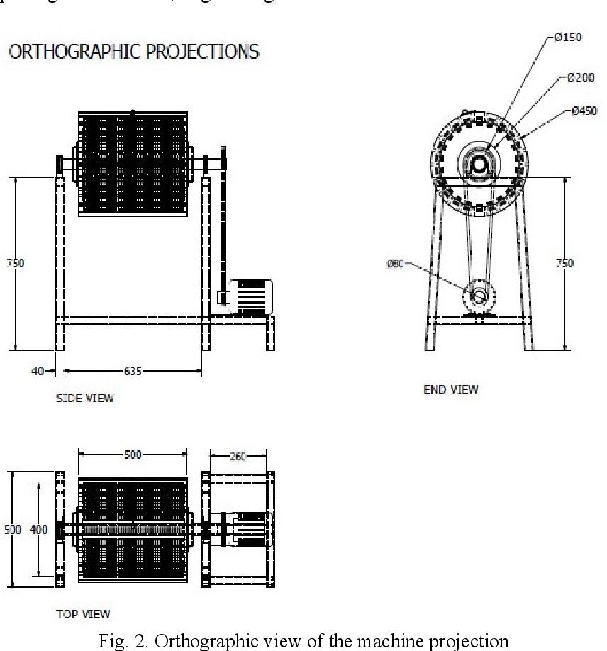 PDF] DEVELOPMENT OF CASSAVA PEELING MACHINE USING AN
