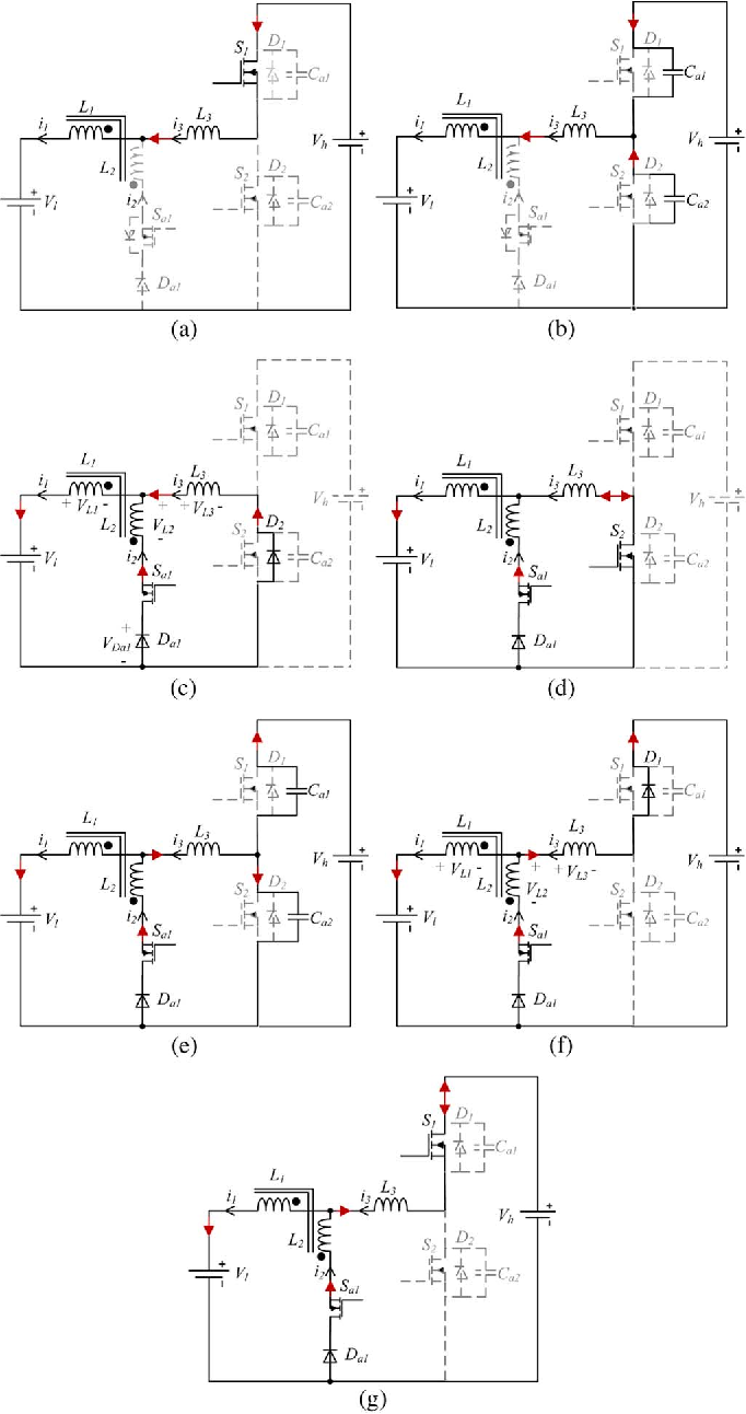 A Novel Soft Switching Bidirectional Dcdc Converter With Coupled Designing Inductors Converters Content From Power Semantic Scholar