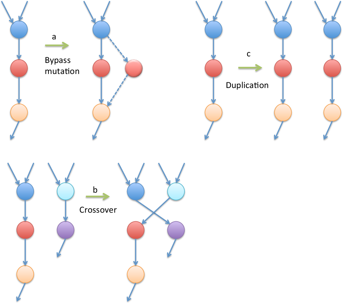 Figure 3 for Design for a Darwinian Brain: Part 2. Cognitive Architecture