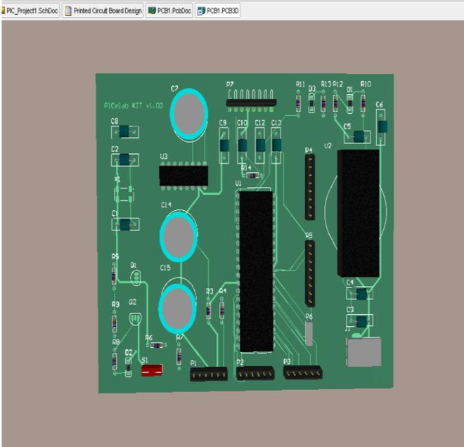 figure 6 from teaching electronic circuits using altium designerElectronic Circuit Analysis And Design With Mathcad Electronic #13