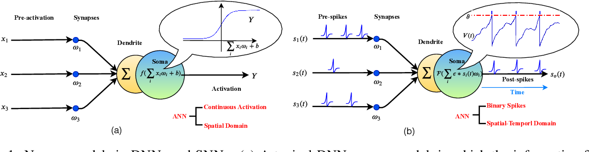 Figure 1 for Spike-Timing-Dependent Back Propagation in Deep Spiking Neural Networks