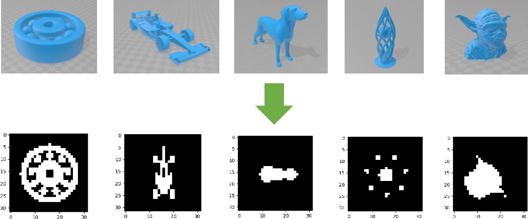 Figure 1 for Toolpath design for additive manufacturing using deep reinforcement learning