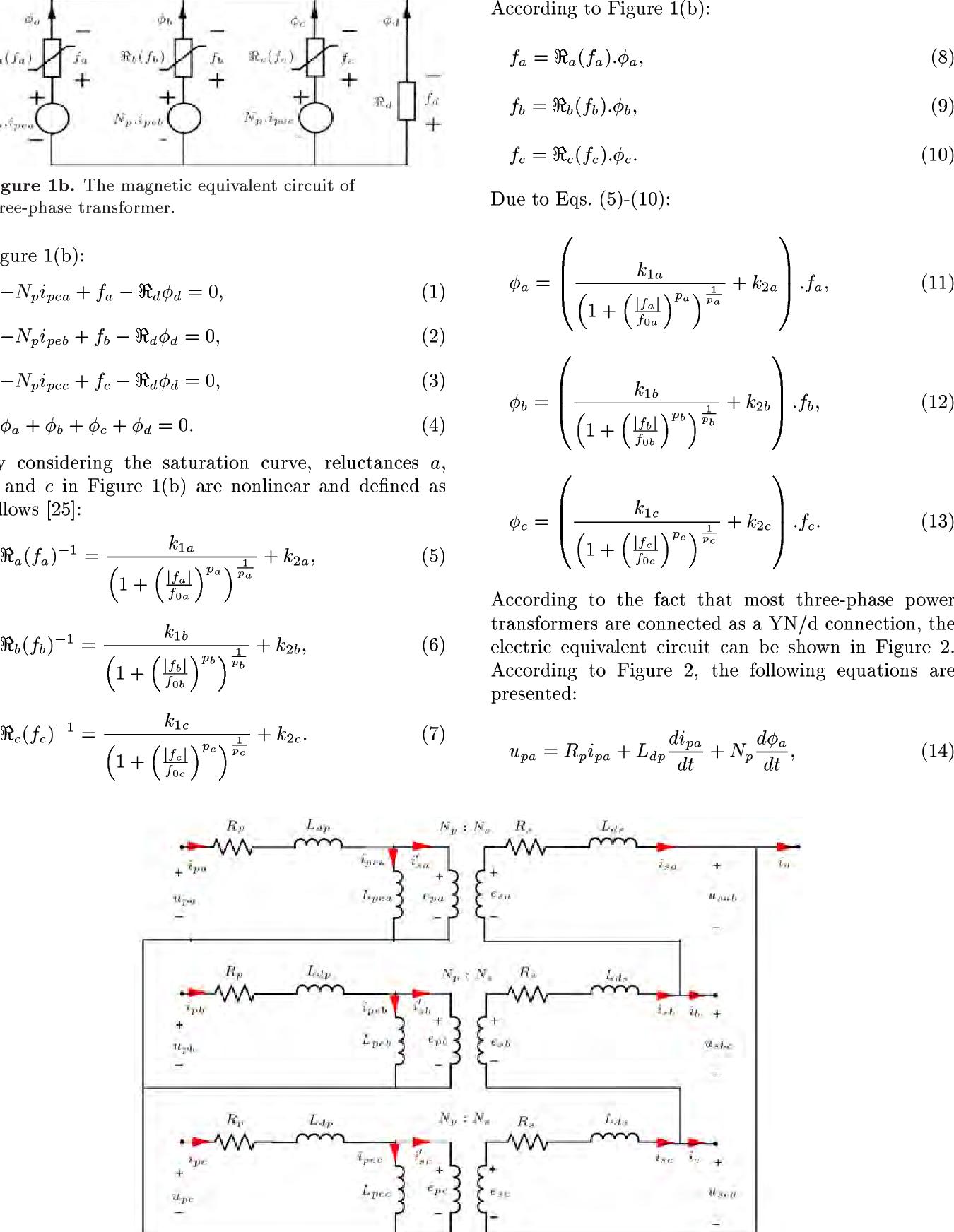 PDF] A NEW ALGORITHM FOR THREE-PHASE POWER TRANSFORMER