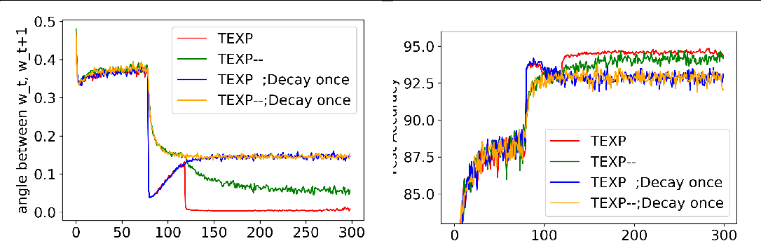 Figure 3 for An Exponential Learning Rate Schedule for Deep Learning