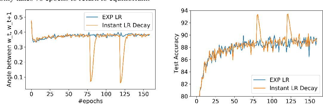 Figure 4 for An Exponential Learning Rate Schedule for Deep Learning