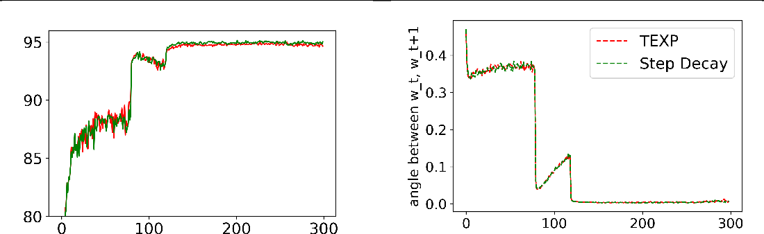 Figure 2 for An Exponential Learning Rate Schedule for Deep Learning