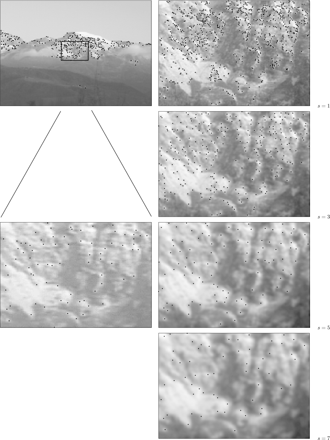 Figure 3 for Image Matching with Scale Adjustment