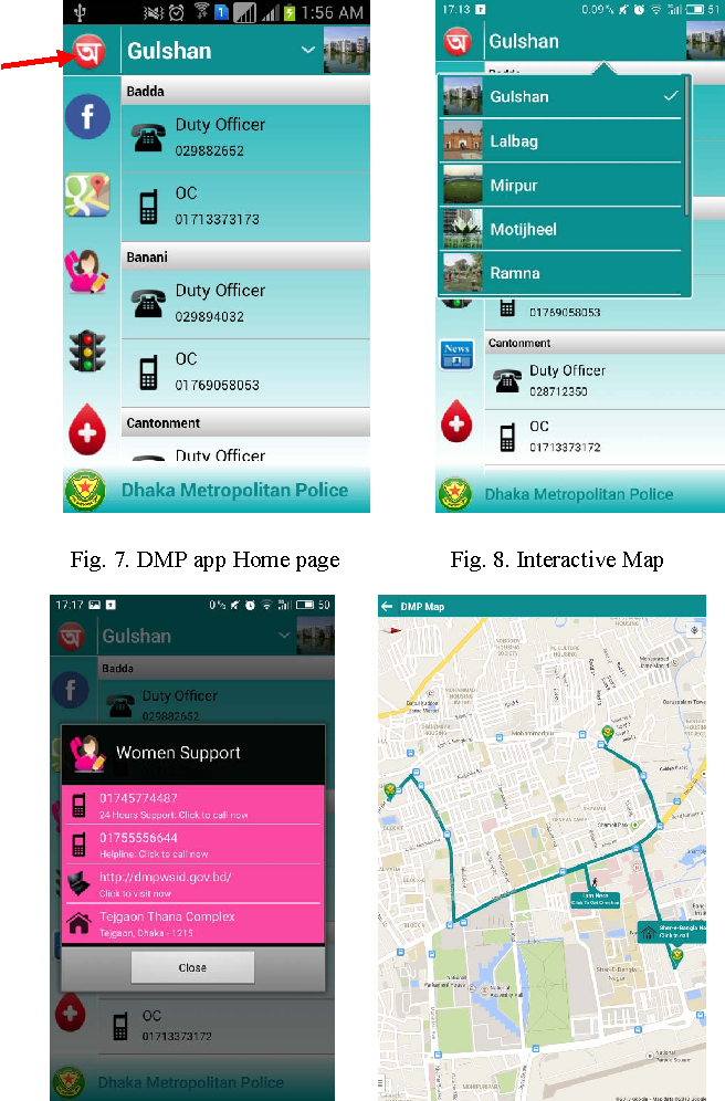 Understanding the Feasibility of a Location-Aware Mobile-Based 911