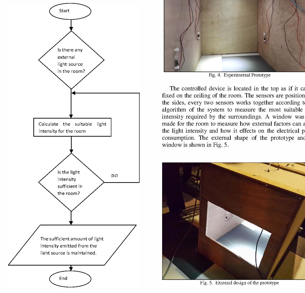 Optimal Light Power Consumption Using Ldr Sensor Semantic Scholar Circuit Diagram Figure 3