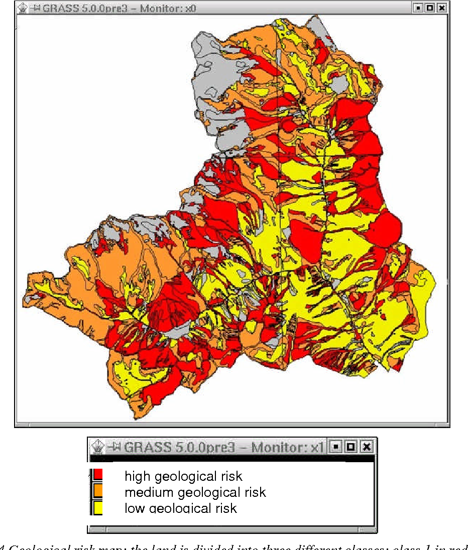 Figure 4 from A GIS PROCEDURE TO MAP FORESTS WITH A
