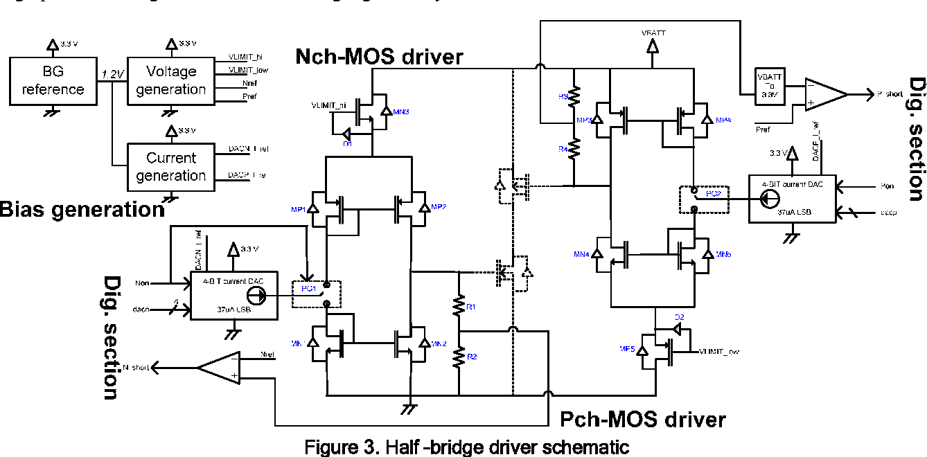 Figure 7 From A Programmable And Low Emi Integrated Half Bridge Bcd To Binary Converter Electronics Telecommunication Circuit 3