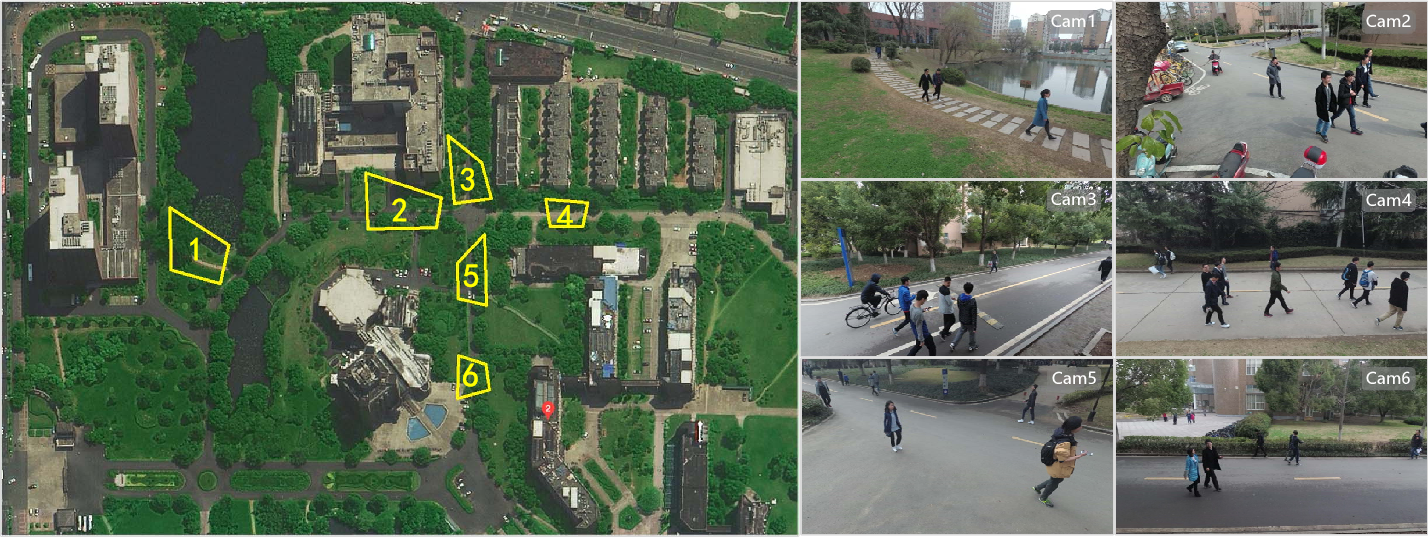 Figure 3 for Progressive Unsupervised Person Re-identification by Tracklet Association with Spatio-Temporal Regularization