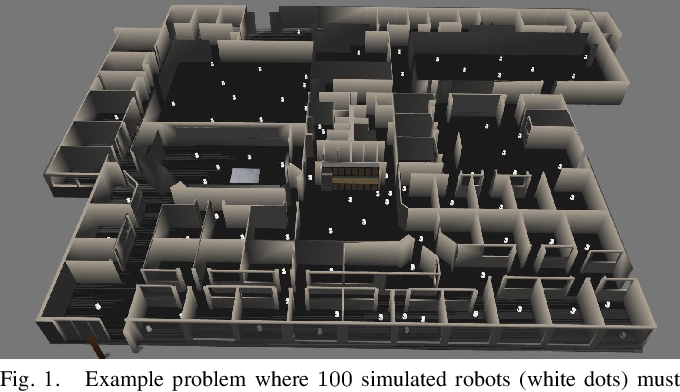 Figure 1 for PRIMAL: Pathfinding via Reinforcement and Imitation Multi-Agent Learning