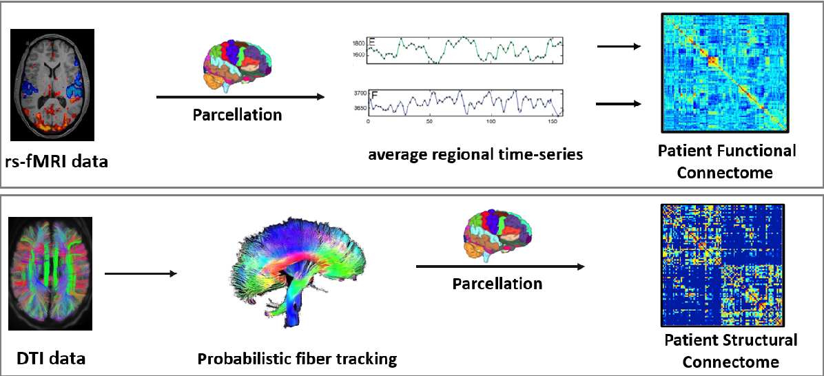 Figure 1 for Deep sr-DDL: Deep Structurally Regularized Dynamic Dictionary Learning to Integrate Multimodal and Dynamic Functional Connectomics data for Multidimensional Clinical Characterizations