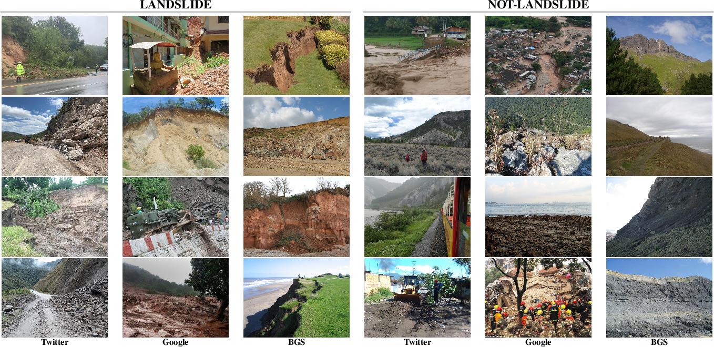 Figure 2 for Landslide Detection in Real-Time Social Media Image Streams