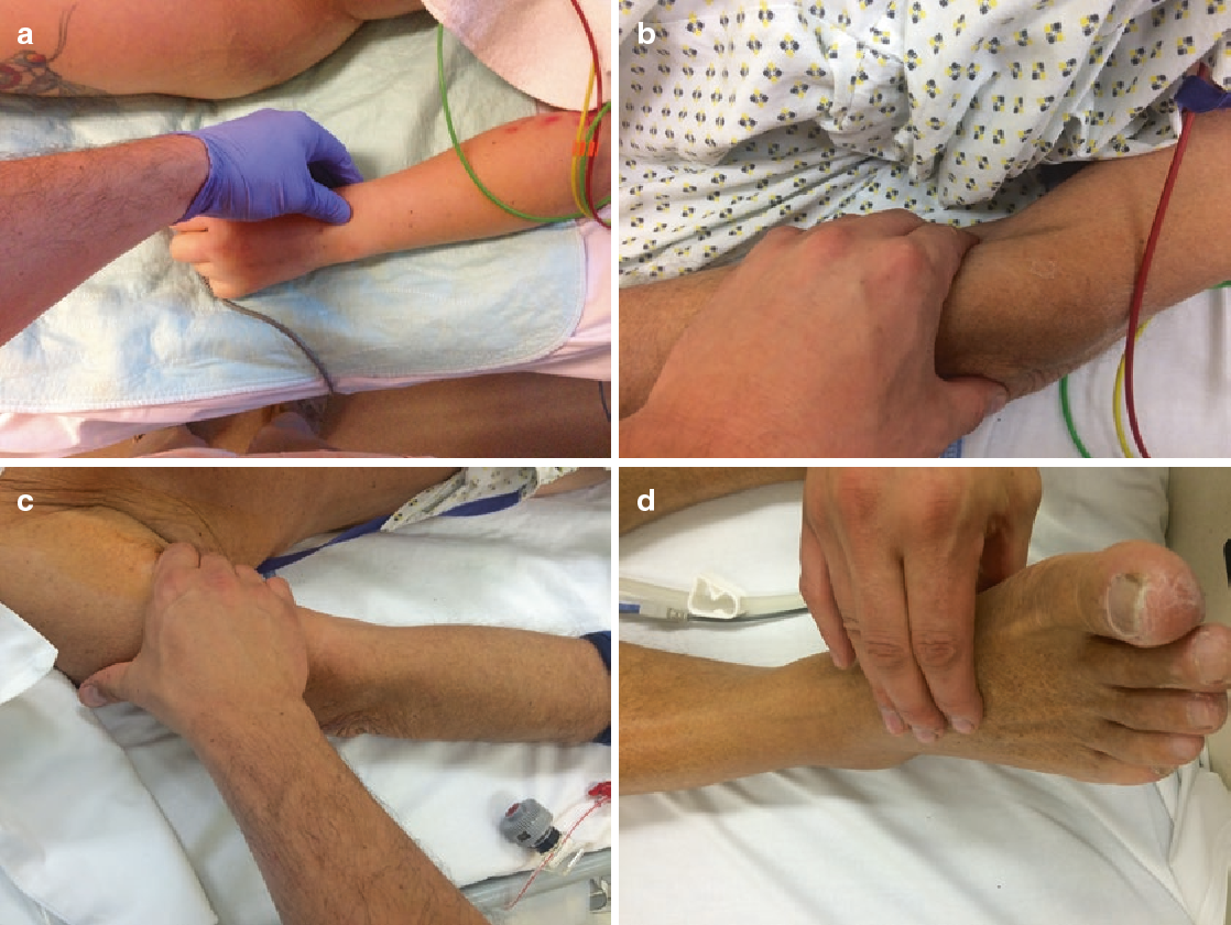 Figure 6 21 from Clinical Examination Skills in the Adult