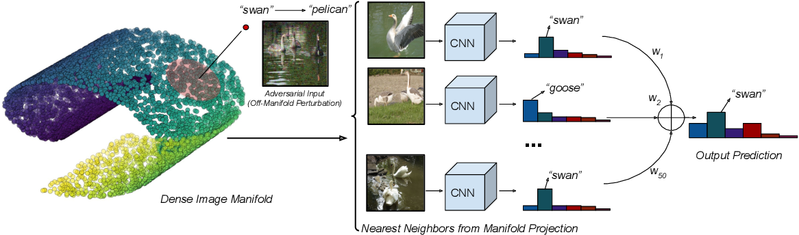 Figure 1 for Defense Against Adversarial Images using Web-Scale Nearest-Neighbor Search