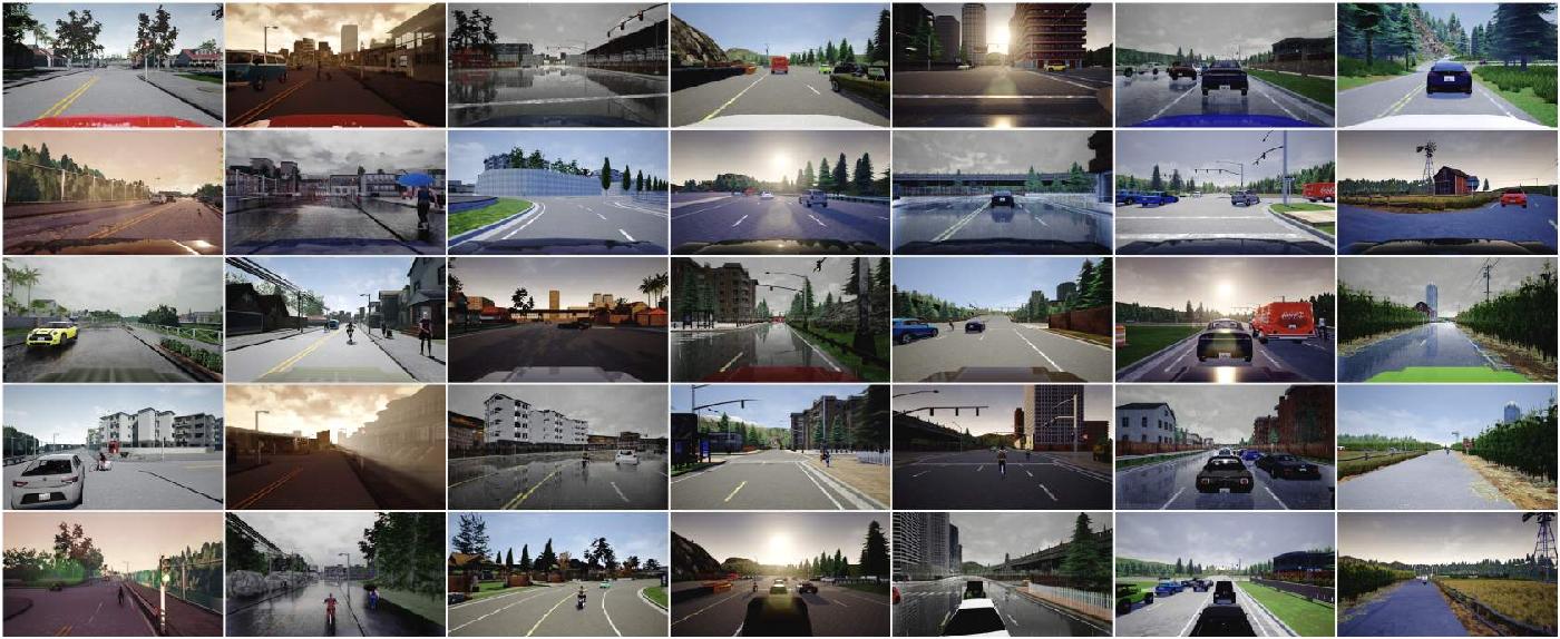 Figure 2 for IDDA: a large-scale multi-domain dataset for autonomous driving