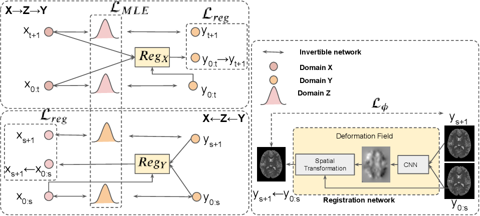 Figure 4 for Flow-based Deformation Guidance for Unpaired Multi-Contrast MRI Image-to-Image Translation