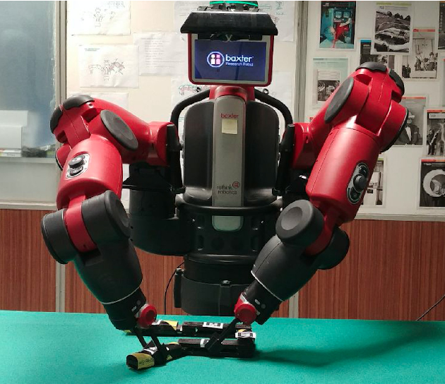 Figure 3 for On the manipulation of articulated objects in human-robot cooperation scenarios