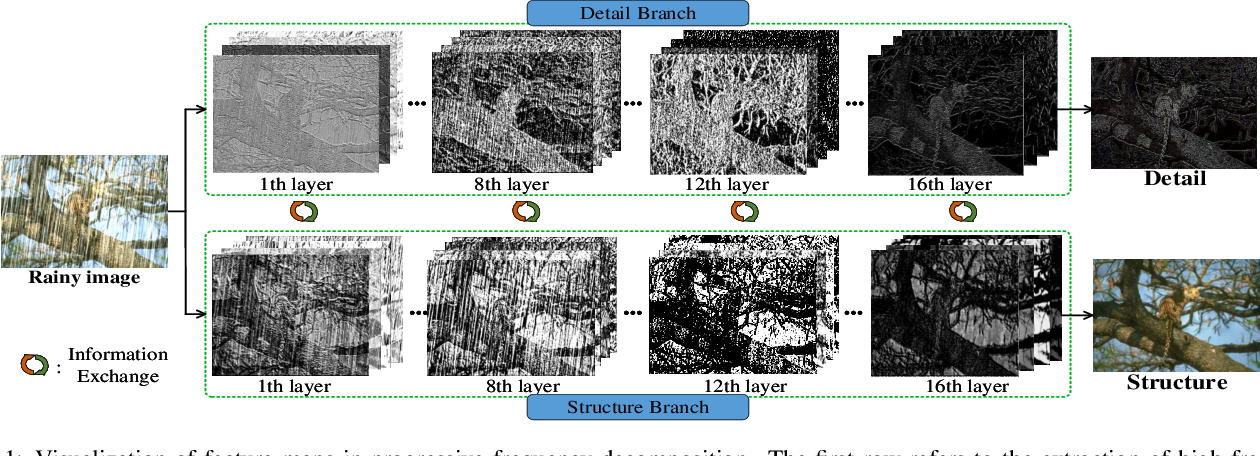 Figure 1 for Direction-aware Feature-level Frequency Decomposition for Single Image Deraining