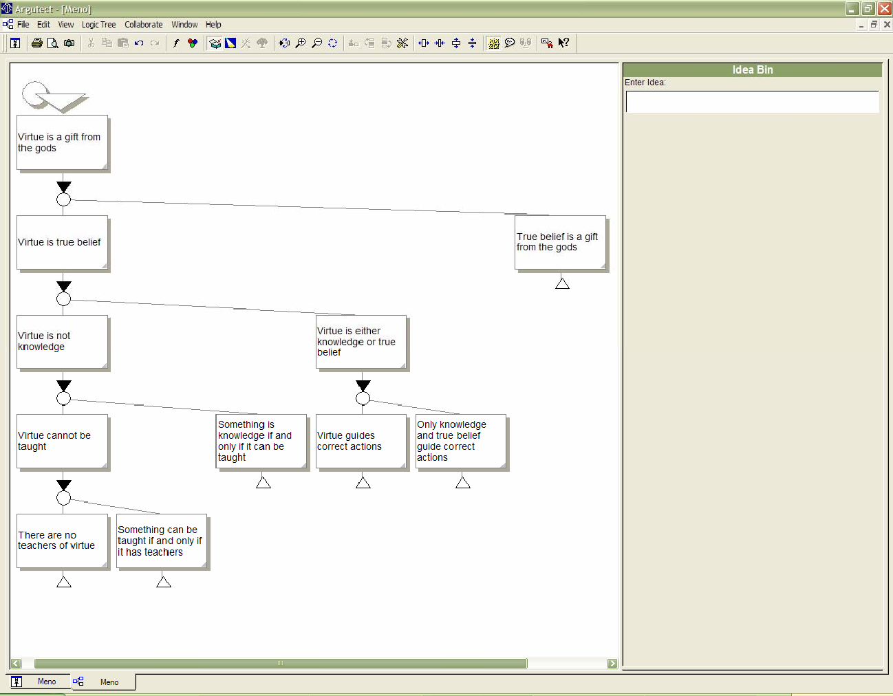 Using argument diagramming software in the classroom semantic figure 4 pooptronica Image collections
