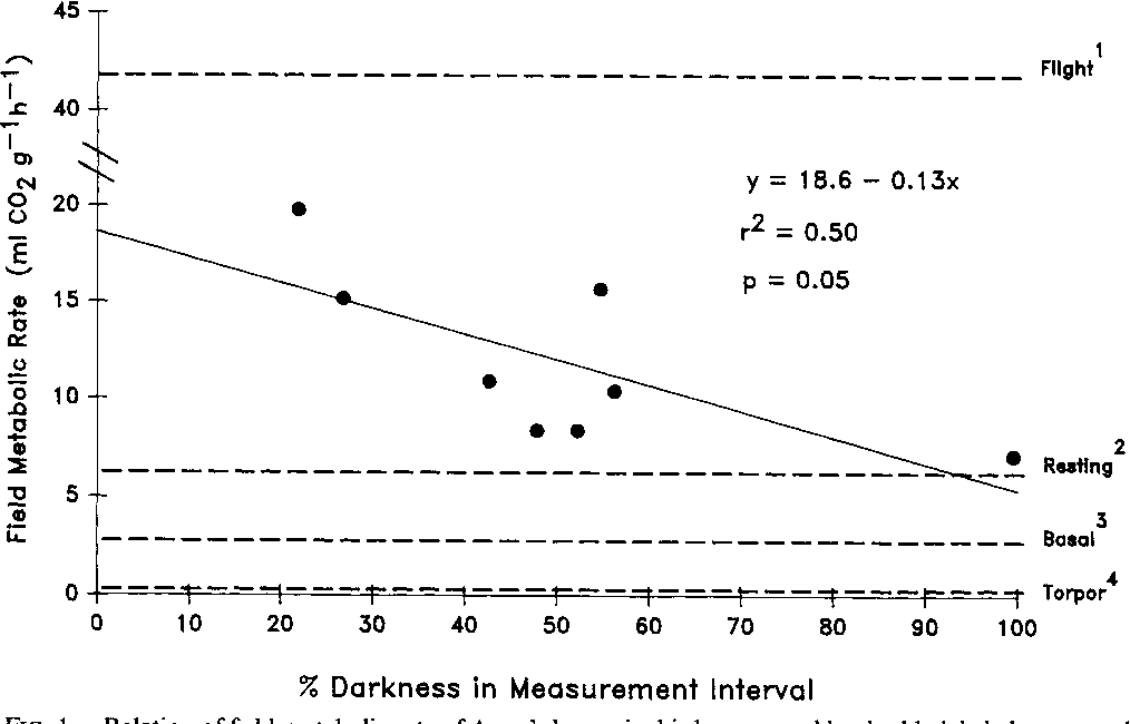 1ba8481998ab9 Figure 1 from Field Metabolic Rate and Food Consumption by Free ...