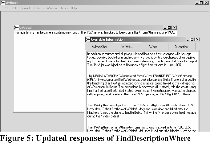 Figure 5 from Agentized, Contextualized Filters for Information