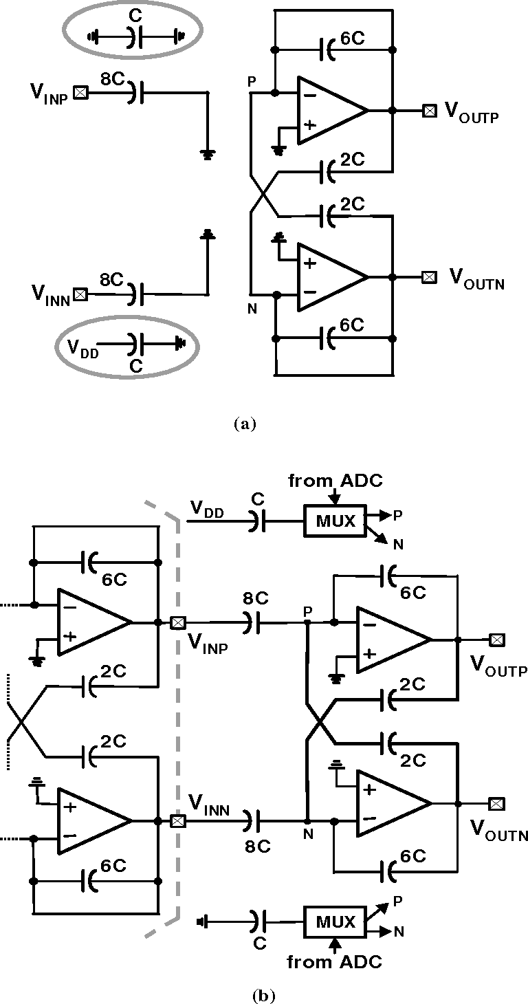 Dvd Decoding Processing Integreated Circuit Diagram Analogcircuit Design Techniques For Low Voltage Analog To Digital Converter Semantic Scholar