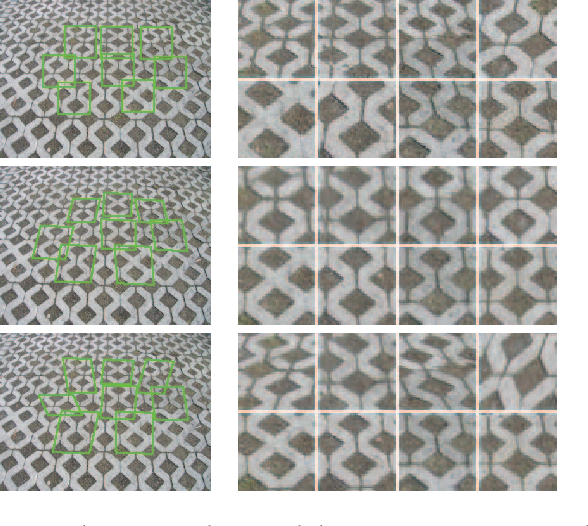 Detection Of Repetitive Patterns In Near Regular Texture Images Adorable Repetitive Patterns