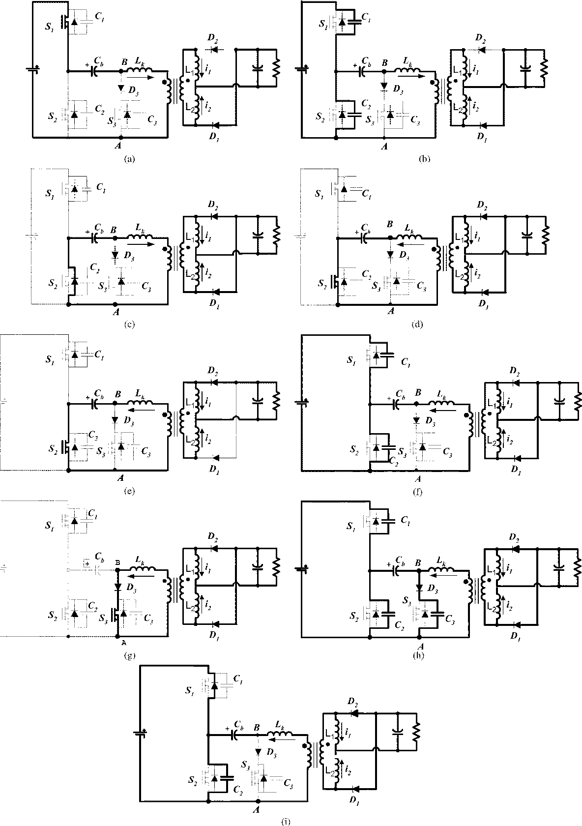 Zero Voltage Switching Half Bridge Dc Converter With Modified Pwm Of Maxim Integrated Max17505 Synchronous Stepdown Control Method Semantic Scholar