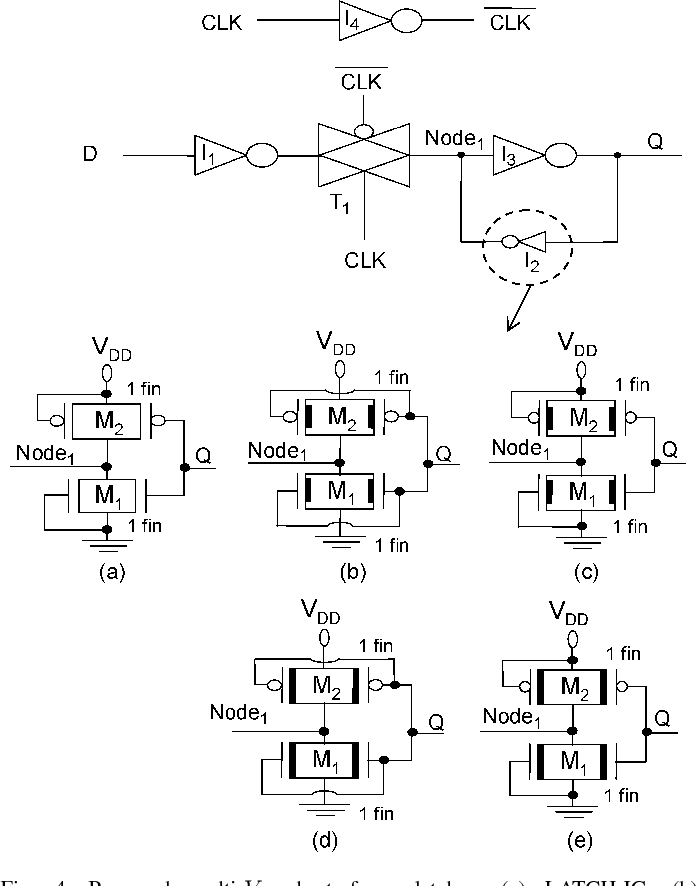 Sequential Logic Circuit Diagram